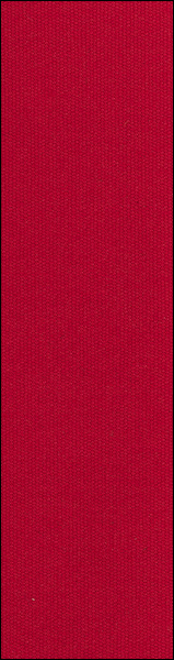 Acylic Sunbrella Fabric Sample - Jockey Red