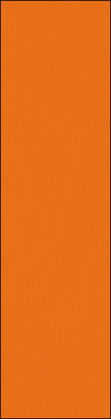 Acylic Sunbrella Fabric Sample - Orange