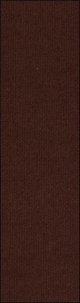 Acylic Sunbrella Fabric Sample - True Brown