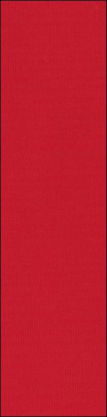 Acylic Sunbrella Fabric Sample - Logo Red