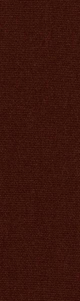 Acylic Sunbrella Fabric Sample - Mahogany