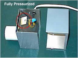 Off Position of Dome Pressure Switch