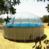 Splash pool with Fabrico Dome