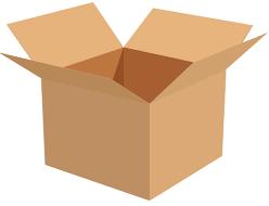 UPS Shipping Box