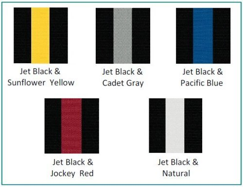 Select Stripes for Your Bimini Top