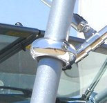 Heavy duty Mounting Hardware for Boat Bimini Top