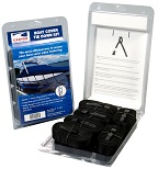 boat cover tie down kit