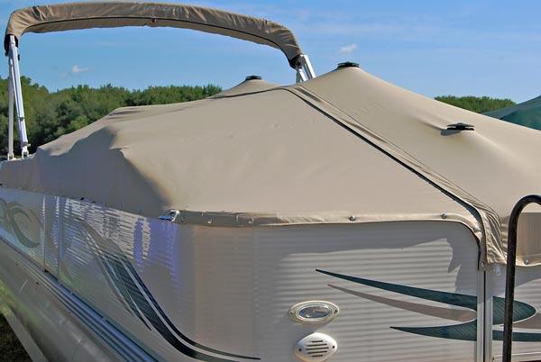 Diy Pontoon Boat Cover - DIY Campbellandkellarteam