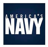 America's Navy Logo