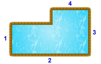 True L (right) pool diagram