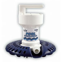 Sump Automatic Swimming Pool Cover Pump