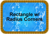 Measuring for a Rectangle Pool w/ Radius Corners