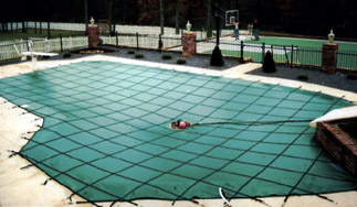 Solid Vinyl Inground Pool Cover