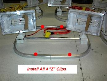 installing z clips