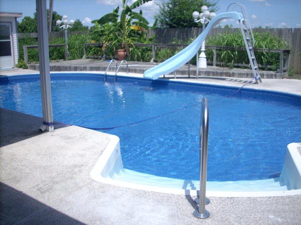 Inground pool liners photo album 4 for Inground pool liners