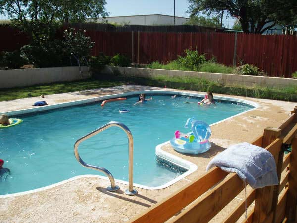 Inground Pool Liner Photo Gallery Retro Fit Vinyl Pool Liners Album 2 After