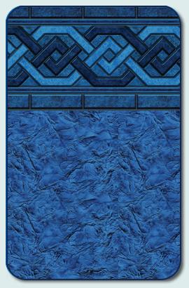 Brenton Braid Combo Liner Pattern