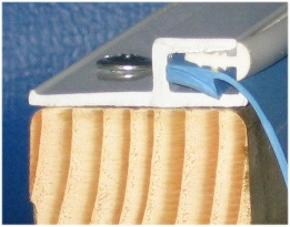 Inground Pool Liner Track Bead And T Lock