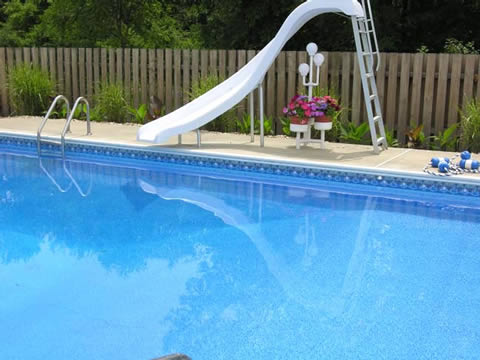 Inground Pool Liner Photo Album 2