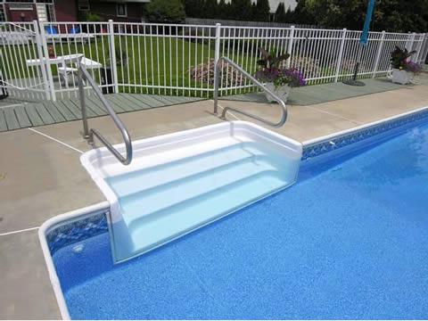 Inground Pool Liner Photo Album 2