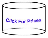 Circular or Cylindrical Tank Liner Prices
