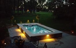 gorgeous swim spa
