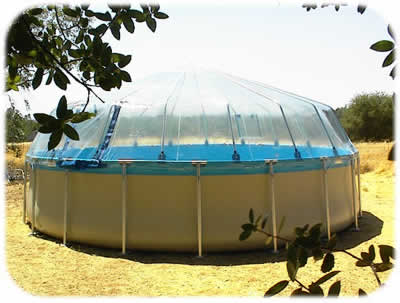 Above Ground Pool Enclosures