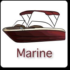 Marine Sunbrella Fabric