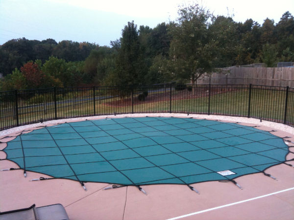 Inground Pool Covers Photo Album 7