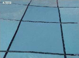 Rayner Pool Cover After Being Fixed
