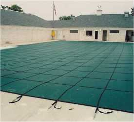 Inground Pool Covers Photo Album 1