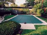 Large rectangular pool cover