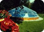 Aboveground Fabrico Sun Dome
