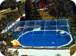 Inground Fabrico Sundome Pool Covers