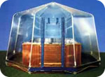 Sundome Spa Enclosure