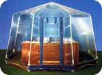 Sundome Spa Enclosure