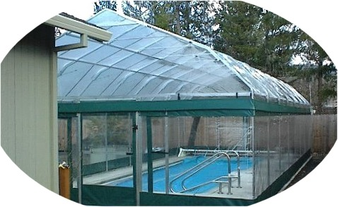 Ameri brand archive alumaroom main page for Greenhouse over swimming pool