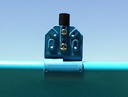 Ameri-Clamp attaches to walls of soft-sided pools
