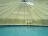 Another shot from the inside the pool looking out on the Sundome